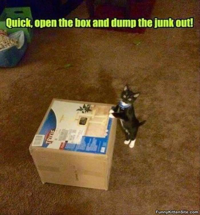 Quick Open The Box
